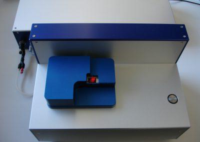 Mesure du balourd radial d'un balancier